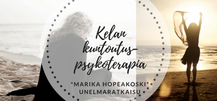 Kelan kuntoutus psykoterapia