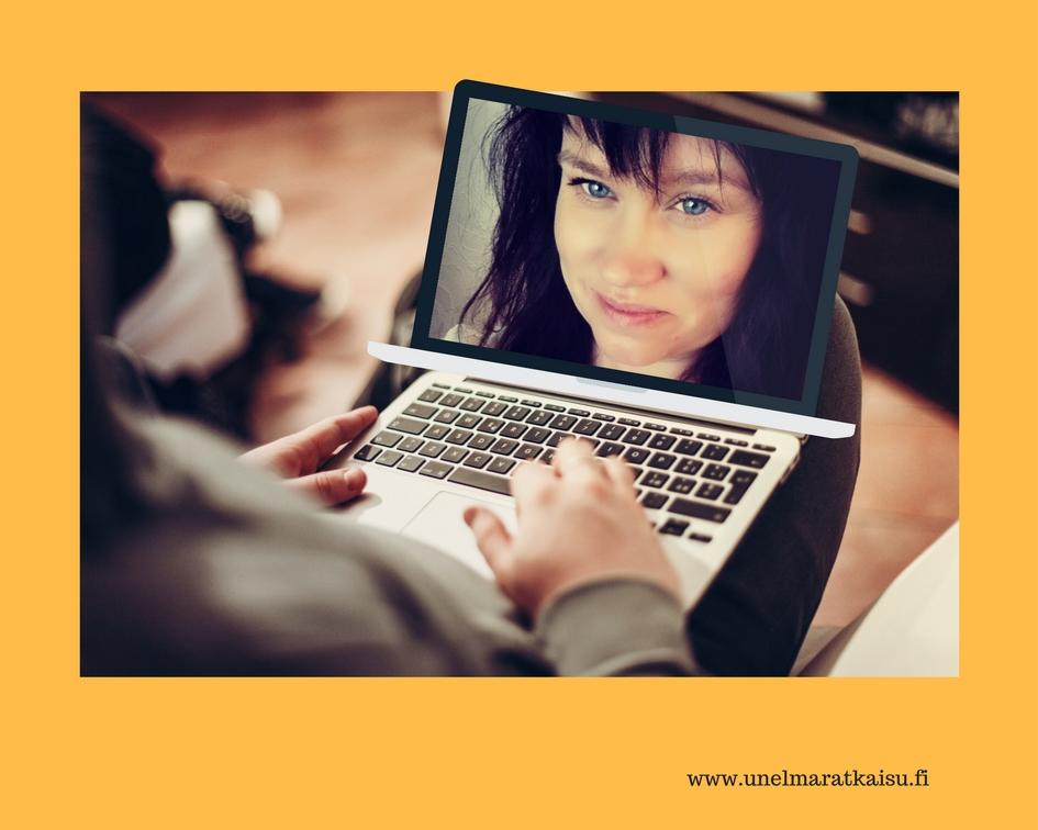 etäkuntoutus, psykoterapiaa Skypen välitykselä