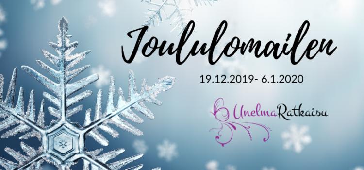 Joululomailen 19.12.2019-6.1.2020