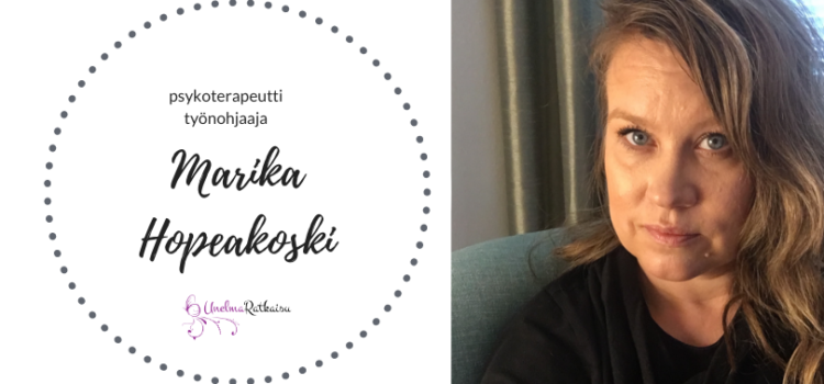 Marika Hopeakoski