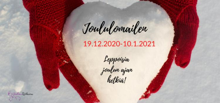 Joululomailen 19.12.2020-10.1.2021